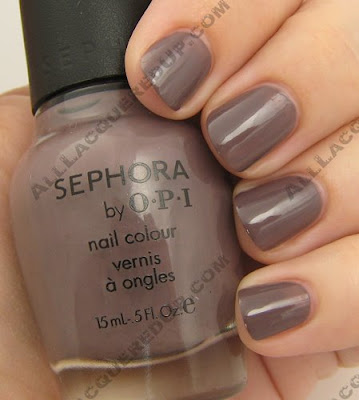 sephora by opi, opi, sephora, nail polish, nail lacquer, nail color, autumn and eve, fall 2008, metro chic