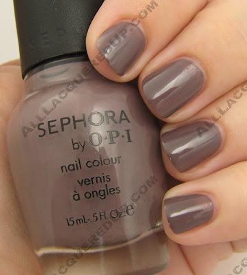 sephora by opi, opi, sephora, nail polish, nail lacquer, nail color, autumn and eve, fall 2008, metro chic