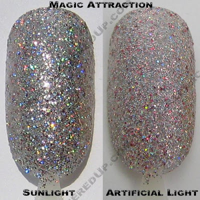 color club, glitter vixen, magic attraction, fall 2008, nail polish, nail lacquer, nail color, nail colour, manicure, pedicure