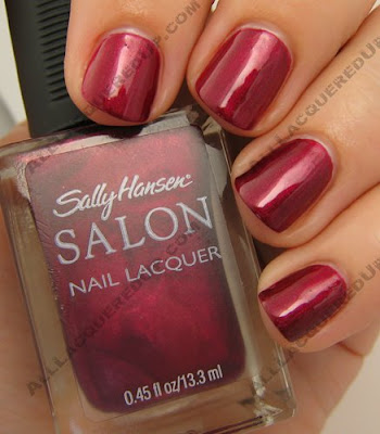 sally hansen tracy reese fall 2008 cruel heart Tracy Reese for Sally Hansen Fall 2008