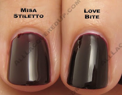 misa poisoned passion love bite stiletto Misa Poisoned Passion for Fall 2008