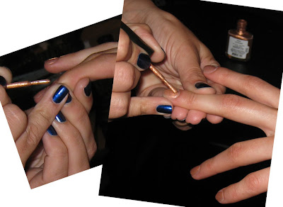 rosa cha nyfw ss09 NY Fashion Week Nail Watch   Rosa Cha