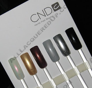 cndfall1 The Nail Files   Behind the Scenes at NYFW with CND