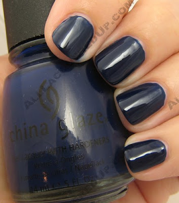 china glaze, bahama blues, winter 2008, nail polish, nail lacquer, nail color, nail colour, blue, bermuda breakaway, up all night, calypso blue