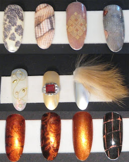 cnd production suite custom tips 2 The Nail Files   Behind the Scenes at NYFW with CND   Part 2