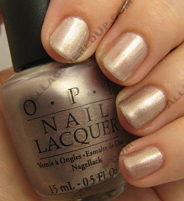 opi holiday in toyland glamour game OPI Holiday In Toyland Darks & Neutrals