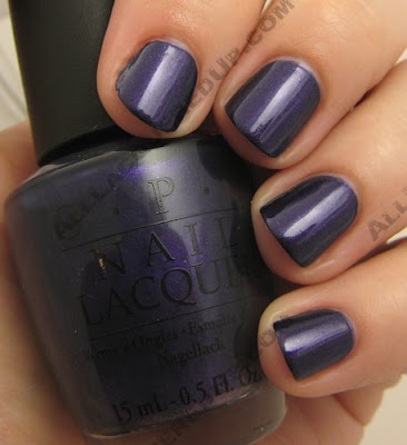 opi holiday in toyland play til midnight OPI Holiday In Toyland Darks & Neutrals