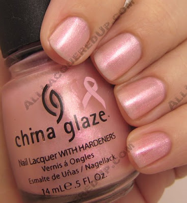 china glaze bca think pink temptation carnation Think Pink for BCA with China Glaze and AII Beauty