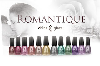china glaze romantique spring 2009 China Glaze Spring 2009 Sneak Preview   Romantique