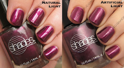 shades barielle secret encounter fall winter 2008 Shades by Barielle   Fall Affair for Fall/Winter 2008