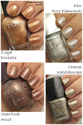 holiday 2008 metallic chanel sparitual zoya dior Gift Guide   The 21 Hottest Holiday Polishes