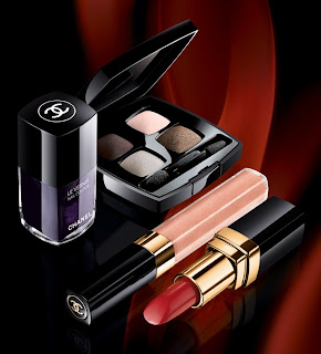 chanel spring 2009 makeup collection Chanel Spring 2009 Preview