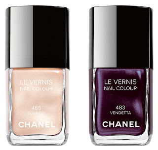 Chanel Spring 2009 - Vendetta & Django | All Lacquered Up : All ...