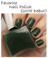 fanatic favorites my polish debut Fanatic Favorites 2008   My Picks