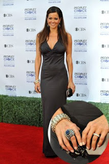 brooke burke peoples choice awards nude Celebrity Nail Watch 1 9 09