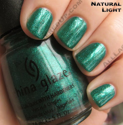 china glaze watermelon rind summer days 2009 nat China Glaze Summer Days