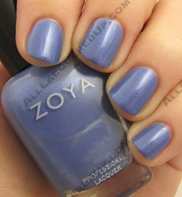 zoya jo, zoya, twist, spring 2009, nail color, nail colour, nail polish, nail lacquer