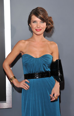 51st Annual Grammy Awards, nail polish, nail trends, Audrina Patridge