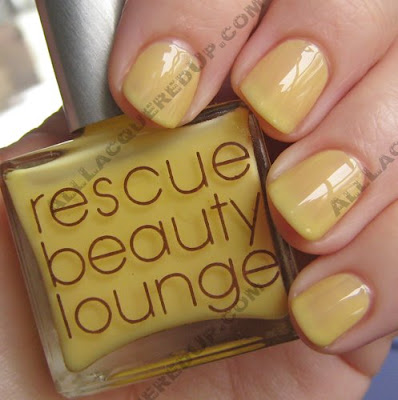 rescue beauty lounge square pants The Nail Files   Ji Baek of Rescue Beauty Lounge
