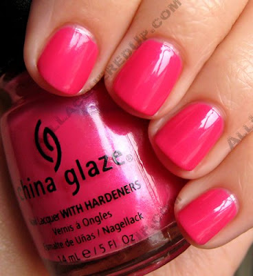 china glaze b girlz kicks summer 2009 China Glaze Kicks Collection   Part 2