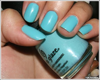 temptalia china glaze for audrey Whats On Your Nails? with Christine from Temptalia