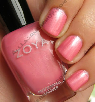 zoya emme ooh la la summer 2009 Zoya Ooh La La for Summer 2009