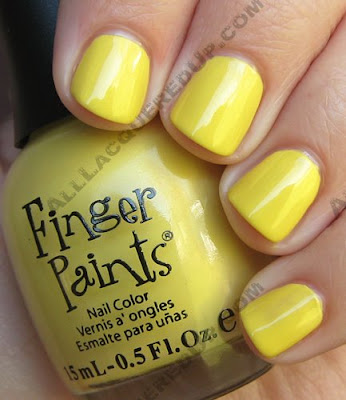 finger paints yellow bikini Finger Paints Sunburst Summer