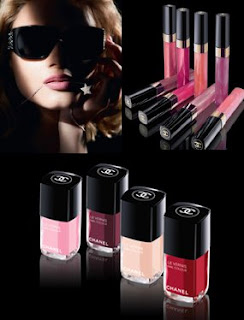 chanel celestial lights le vernis glossimer LUMI%C3%88RES C%C3%89LESTES Chanel Celestial Lights Starring Cosmic Violine