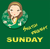 swatch request sunday Swatch Request Sunday   Blues and Greens and Berries, Oh My!