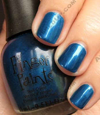 finger paints artistic azure Kicking Off Finger Paints Week