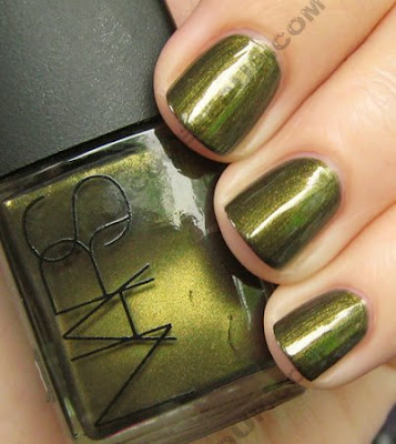 nars mash nail polish wm The ALU Archives   NARS Mash &amp; Platoon