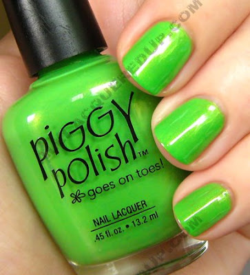 piggy polish sub lime The ALU Archives   Piggy Polish Sub lime