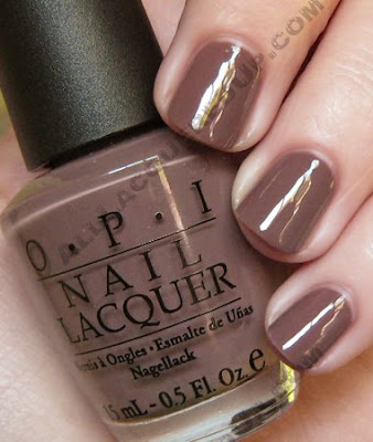 opi, over the taupe, paige premium denim, bright pair, summer 2009, nail polish