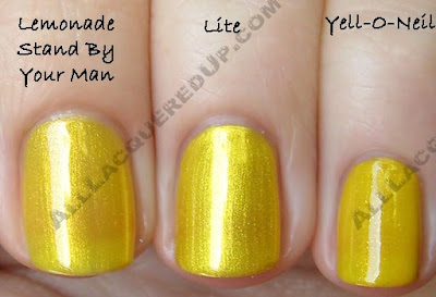sally hansen hd lite comp Sally Hansen HD Hi Definition Nail Color   Part 2