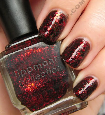 "lippmann ruby red slippers nail polish celebrate 10th anniversary Lippmann ""Celebrate"" 10th Anniversary Collection"
