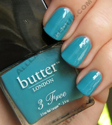 butter london artful dodger 2 free nail polish Butter London Fashionistas Favourites