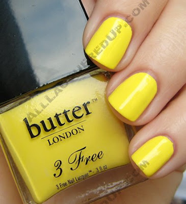 butter london cheeky chops 3free 3 free nail polish Butter London Fashionistas Favourites