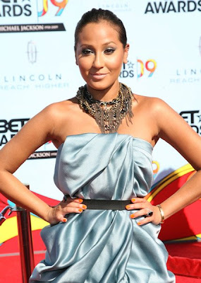 adrienne bailon bet awards Celebrity Nail Watch   BET Awards