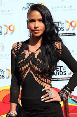 cassie bet awards Celebrity Nail Watch   BET Awards