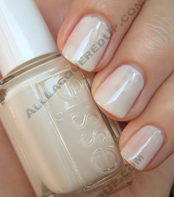 how to keep white nail polish clean