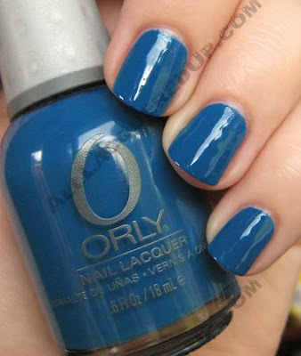 orly calypso breeze tiki time nail polish Best of Orly Spring & Summer 2009