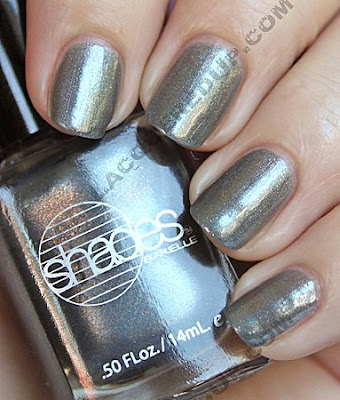 barielle out grey geous all lacquered up collection nail polish The All Lacquered Up Collection from Barielle   Part 1