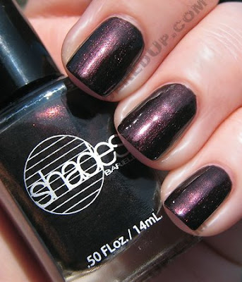 barielle lava rock nail polish all lacquered up collection sun The All Lacquered Up Collection from Barielle   Part 2