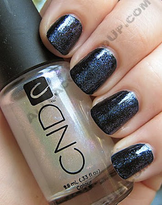 cnd inkwell sapphire sparkle CND Colour, Effects and Henna?