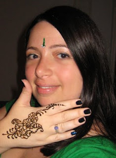 me henna body art CND Colour, Effects and Henna?