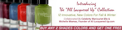 barielle all lacquered up collection sale The Barielle All Lacquered Up Collection is On Sale NOW!