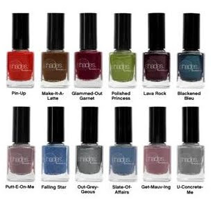 barielle all lacquered up collection 1 The Barielle All Lacquered Up Collection is On Sale NOW!