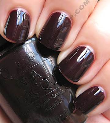 opi give me moor%21 spain espana fall 2009 OPI Spain (aka Coleccion de España)   Primera Parte