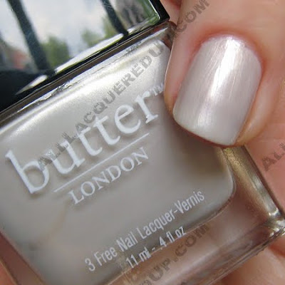 butter london pearly queen nail polish fall winter 2009 butter LONDON Fall Winter 09 Swatches & Review