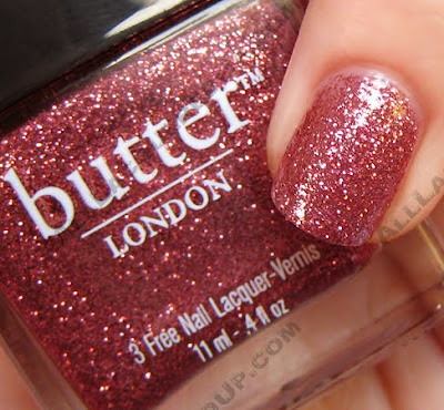 butter london rosie lee nail polish fall winter 2009 butter LONDON Fall Winter 09 Swatches & Review